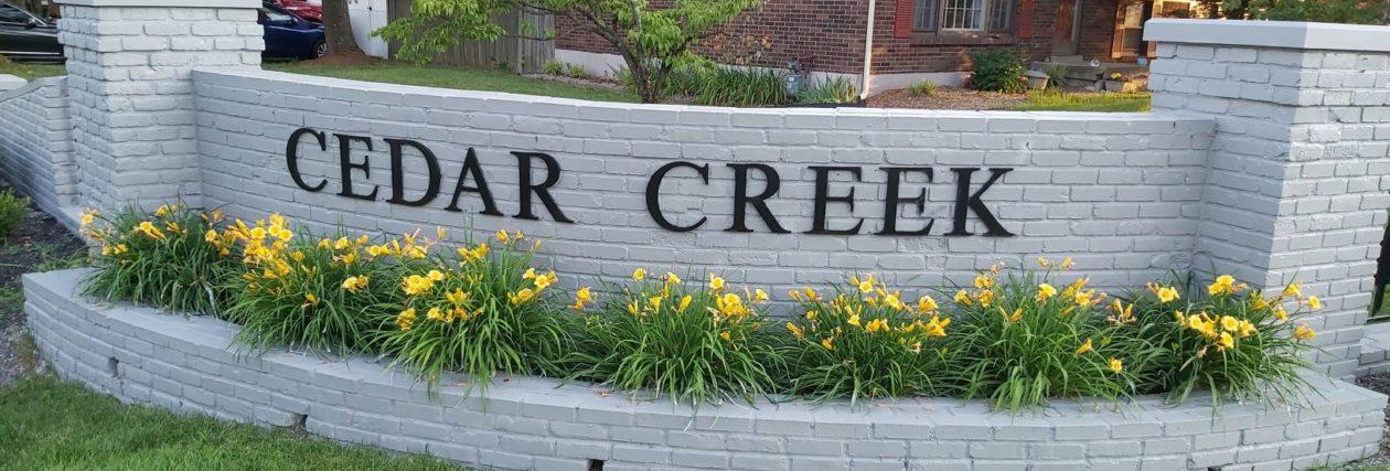 Cedar Creek Neighborhood Association